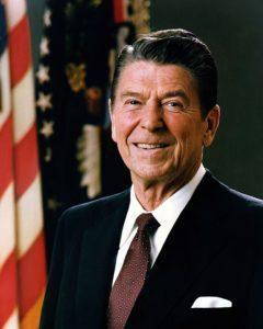 Ronald Reagan horoskop