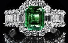 dragi kamen rak smaragd