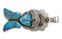 Kozorog dragi kamen turkiz