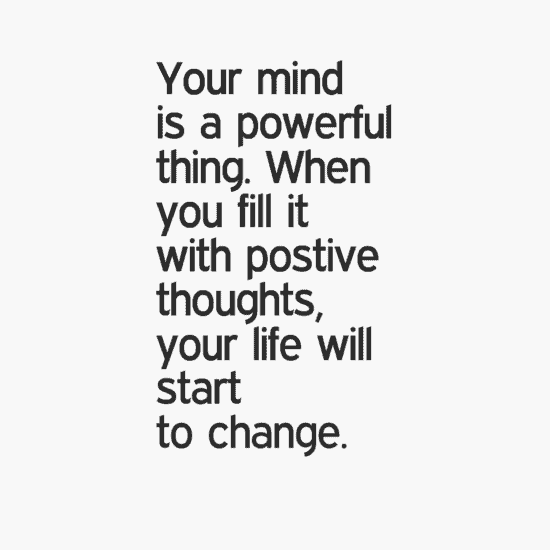 Mind Is A Powerful Thing