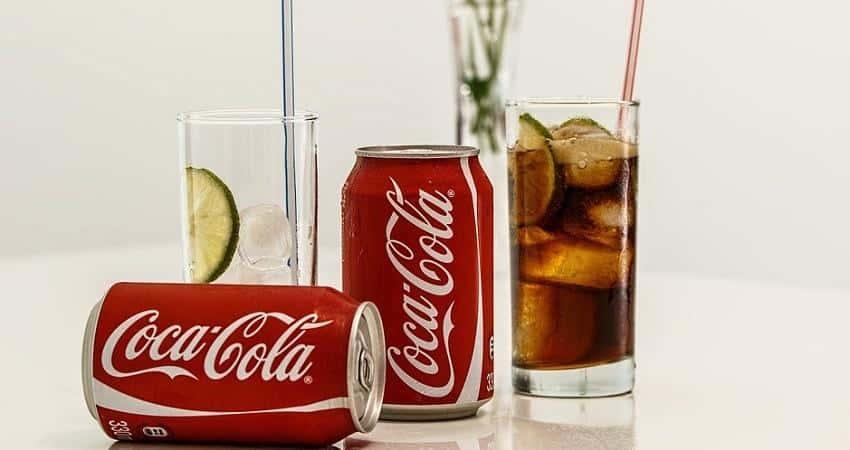 koliko sladkorja je v coca coli