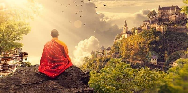 meditacija in lepe misli o življenju