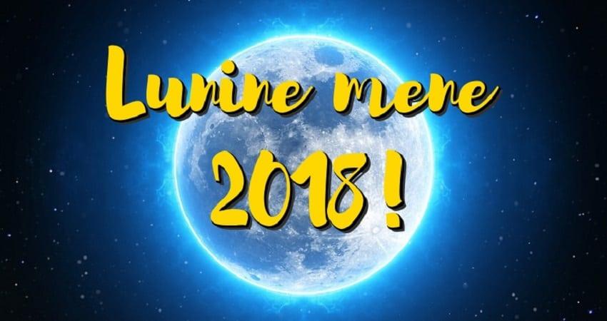 Lunine mene in polna luna 2018 – oktober