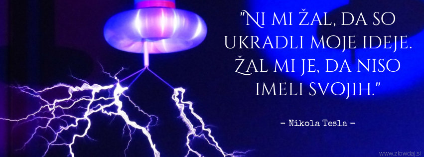 Facebook covers citati nikola tesla