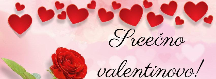 Srečno valentinovo
