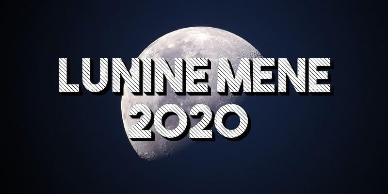 Lunine mene in polna luna 2020 – november