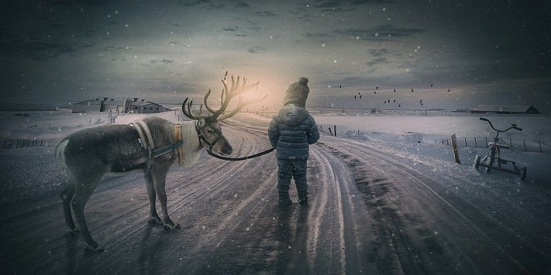 sanje o snegu