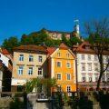 Ljubljana in ljubljanski grad