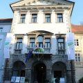 Ljubljanska mestna hisa