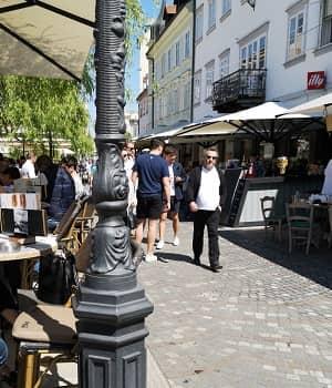 Turizem v Ljubljani
