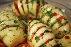Škrob v krompirju dviguje krvni sladkor