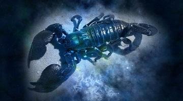 Škorpijoni in horoskop
