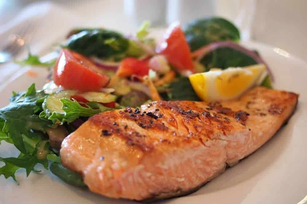 losos je zdrava hrana