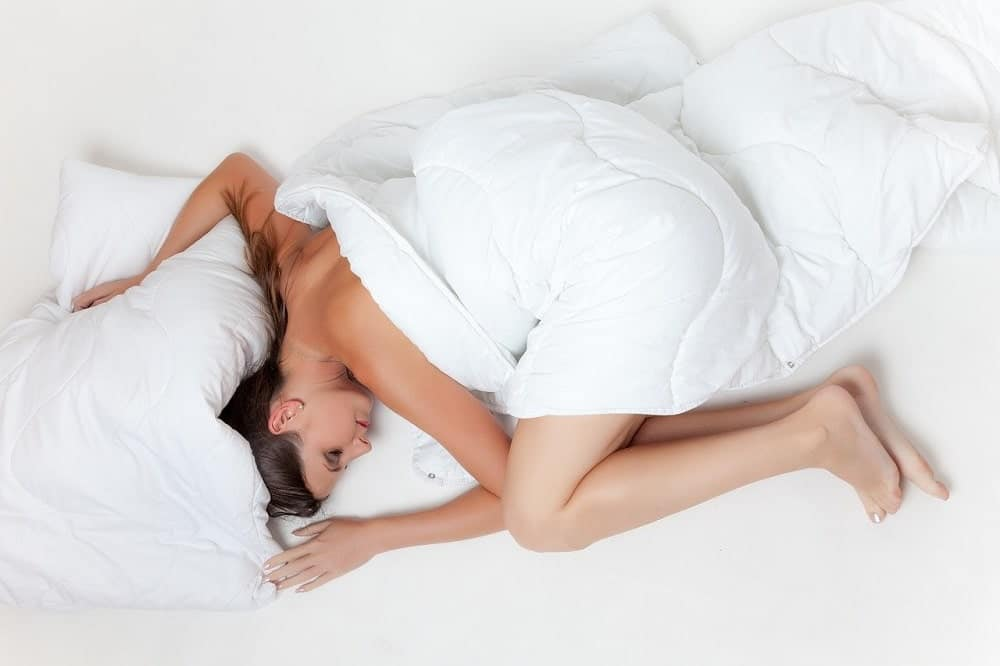 Nespečnost in težave s spanjem