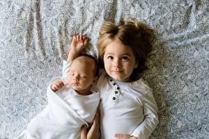 Prekomerno izpadanje las pri otroku