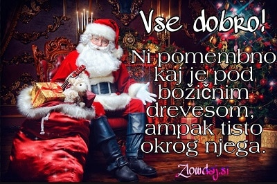 lepe božične misli