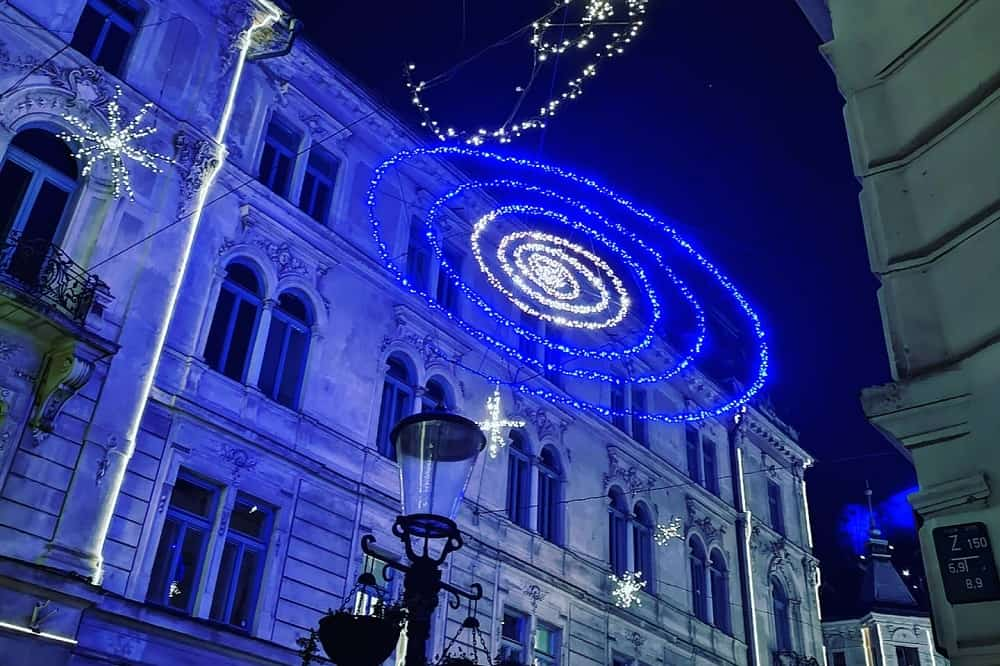 Lučke v Ljubljani