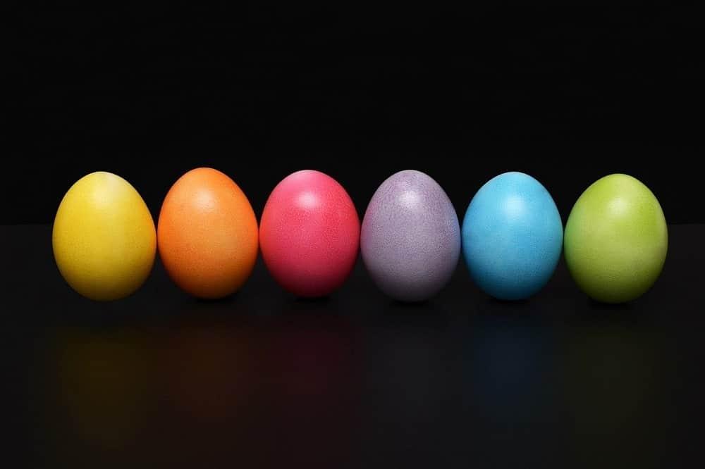 jajca za veliko noč