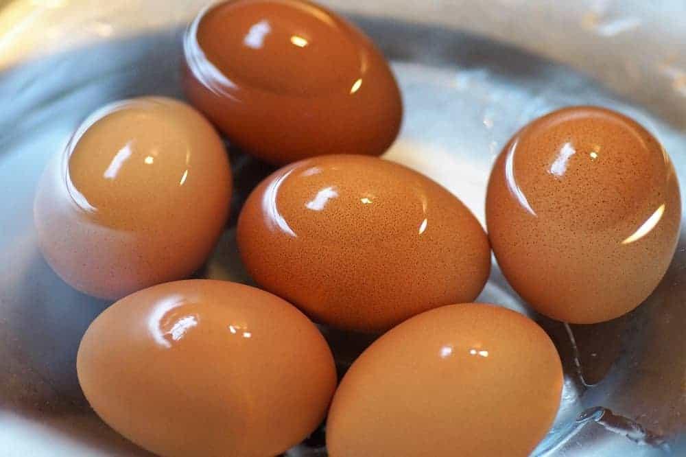 Preizkus užitnosti jajc