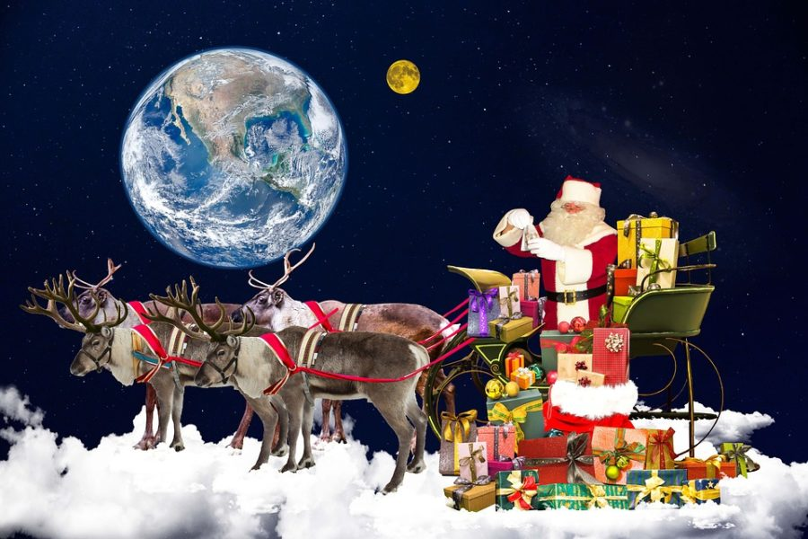 Pozor Božiček prihaja!